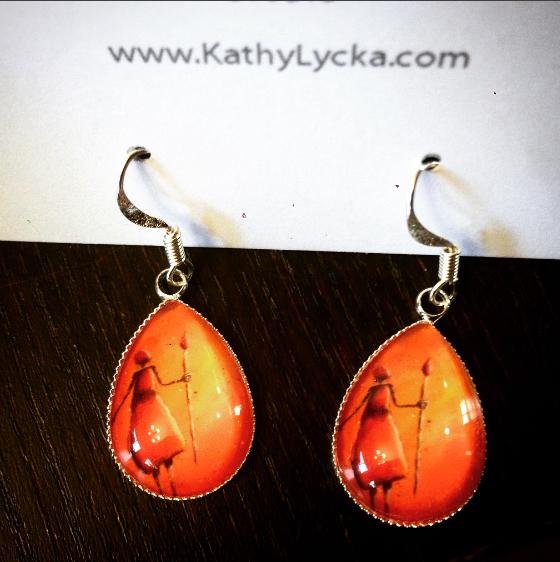 kathy lycka earrings
