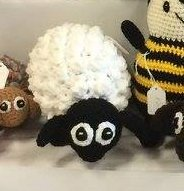 Turtle Soup Crafts Sheep